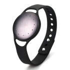 IM-1 Bluetooth V4.0 Intelligent Pedometer Bracelet w/ Motion Record / Sleep Monitor - Black