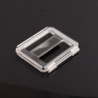 PANNOVO Replacement Back Cover Shell w/ Hole for GoPro Hero 3+ - Transparent