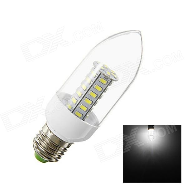 Gotrade S33 E27 6W 260lm 42-SMD 5730 LED Cool White Light Lamp Bulb
