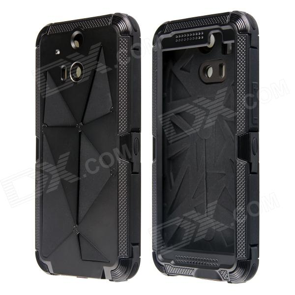 Hotsale Redpepper Aluminum Alloy Corning Gorilla Glass Waterproof/Shockproof Case for HTC One M8