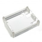 YuanBoTong Protective 6-Layer Acrylic Case Enclosure Box for Arduino UNO R3 - Transparent