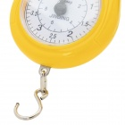 "JQX-JD-680-5C Portable 1.7"" Handheld Scale - Yellow + White"