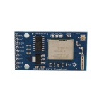 CC3000 WiFi Breakout Board Module - Blue (Works with Official Arduino Boards)