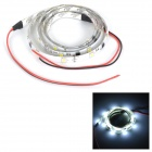 UItraFire Waterproof 7.2W 12V 50LM 6000K 5050 SMD LED White Light Decoration Light Strip w/ Program