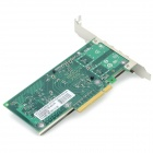 Winyao Intel JL82599ES Dual Port PCI-E 10000Mbps Network Card Adapter - vihreä + monivärinen