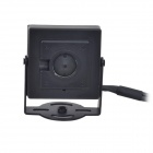 "PAL 1/4"" CMOS 600TVL Color Imager for IR Color HD Camera - Black (DC 12V)"