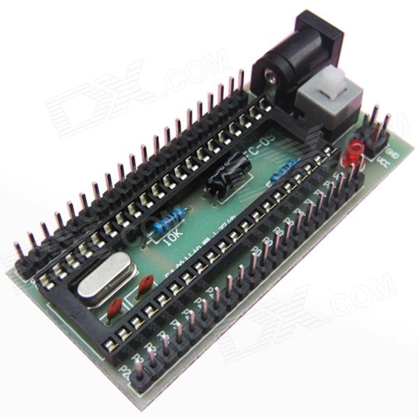 Microcontroller Development Board SCM Module - Black compatible okidata 45103729 drum white chip for oki c911dn c931dn c931dp c931e c941dn c941dncl c941dnwt c941dp c941e reset chips