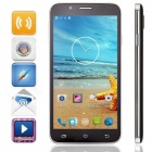 "KICCY N5 MTK6582 Quad-Core Android 4.4 WCDMA Bar Phone w/ 5.5""QHD, Wi-Fi, GPS, ROM 8GB - Black"