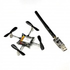 Crazyflie Nano Quadcopter Kit 10-DOF w / USB Crazyradio