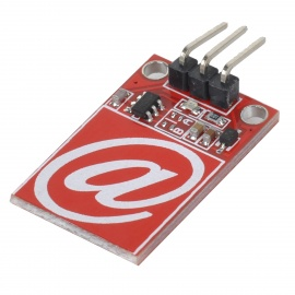 KEYES Digital Capacitive Touch Sensor Switch Board Module for Arduino - Red