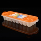 YH5869 16 Ice Tray / Ice Mold / Ice Maker / Ice Cassette Cover - Orange
