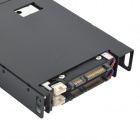 "MAIWO M003 SATA HDD Mobile Rack Drawer Caddy for 2.5"" Mobile Hard Disk Drive - Black + Silver"