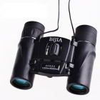 BIJIA 20x22 Non-infrared High-power High-definition Night Vision Pocket Binoculars - Black