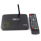DVBT2 CS818II Android 4.2.1 TV Box w/ 1GB RAM, 8GB ROM, Wi-Fi, TF, Bluetooth - Black