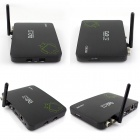 DVBT2 CS818II Android 4.2.1 TV Box w / 1 Go de RAM, 8 Go de ROM, connexion Wi-Fi gratuite, TF, Bluetooth - Noir
