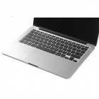 OUSHINE Protective Wrist Rest + Trackpad vara para Macbook 13Air - Prata