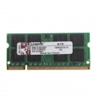Kingston KVR667D2S5/1G ValueRAM 1GB 667MHz DDR2 Non-ECC CL5 SODIMM Notebook Memory (Refurbish)