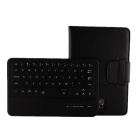 M-7223 Bluetooth V3.0 Wireless Keyboard Case w/ Remote Shutter for Samsung Galaxy Tab S 8.4 T700