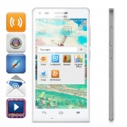 "Huawei Ascend G6-U00 Android 4.3 Quad-core WCDMA Bar Phone w/ 4.5"" Screen, Wi-Fi and GPS - White"