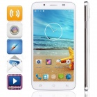 "KICCY N5 MTK6582 Quad-Core Android 4.4 WCDMA Bar Phone w/ 5.5""QHD, Wi-Fi, GPS, ROM 8GB - White"