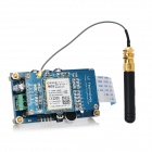 M35 GSM / GPRS Cell Phone Development Board Module w/ Voice Interface Antenna - Blue