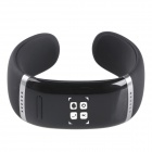 AOLUGUYA CM01 Touch Screen Bluetooth Bracelet Smart Watch for IPHONE / Samsung + More - Black