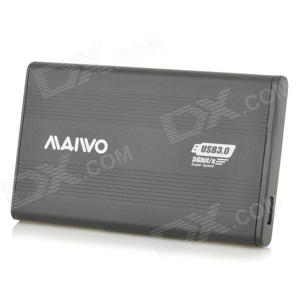 MAIWO K2501U3S USB 3.0 External Hard Disk Drive Enclosure Case for 2.5 SATA HDD - Black k s kids 3
