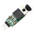 MaiTech 03100636 12V 1A Mini LM2596 Power Supply Module - Green