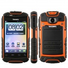 Discovery V5+ MTK6572 Android 4.2.2 Dual-core WCDMA Bar Phone w/ 3.9