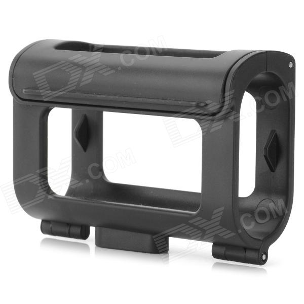 Anti-Shock Waterproof Protective Fixing Case Cover for Sport Camera SJ3000 - Black