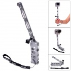 Fat Cat M-TE CNC Aluminum Alloy Tactical Grip w/ Extension Arm for Gopro Hero 4/ 3+ / 3 / 2