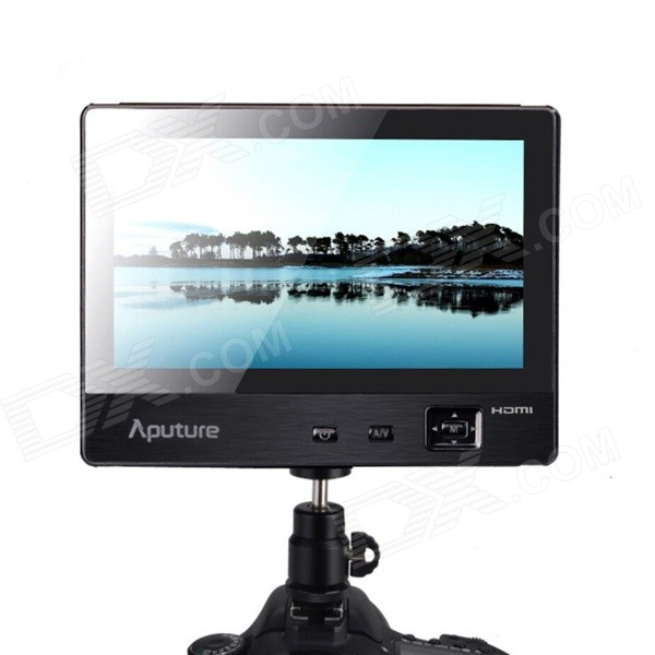 Aputure VS-1 V-Screen Digital Video Monitor (AU Plug) aputure vs 1 7 v screen digital video monitor for dslr cameras eu plug