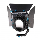 DEBO G2 Professional Digital Matte Box Lens Hood for Video Camcorder / DSRL