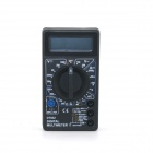 "YDL-DT832 Portable Handheld 1.8"" LCD Driver Digital Multimeter - Black + White"