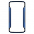 NILLKIN Protective PC + TPU Bumper Frame Case for LG G3 (D855) - Blue + Black