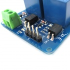 12V 2-Channel Dual Relay Module w/ Optocoupler Isolation for Arduino / AVR / ARM - Blue + Green