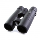 BIJIA 8x42 Nitrogen Waterproof High-power High-definition Night Vision Binoculars - Black