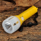 Cree XP-E R2 LED 120lm 2-Mode White Light Diving Flashlight (1 x 18650)