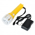 LED 120lm 2-Mode White Light Diving Flashlight (1 x 18650)