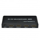 CHEERLINK L3HDSS0202 2 х 2 1080P HDMI1.4a Switcher / Splitter ж / Plug адаптер ЕС - черный