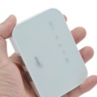 HAME A19 Noah' Ark Portable 3G Wi-Fi + 5200mAh Mobile Power + Intelligent Wireless Router - White