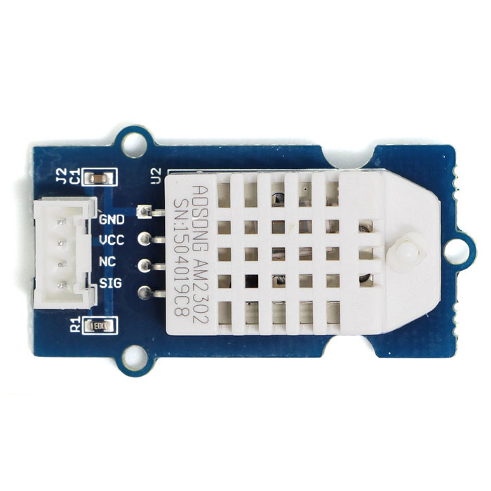 Seeedstudio SEN51035P Grove Temperature / Humidity Sensor Pro - Blue + White