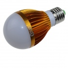 LED Dimmable Cool White + Warm White + Neutral White Light Lamp Bulb (AC 85~265V)