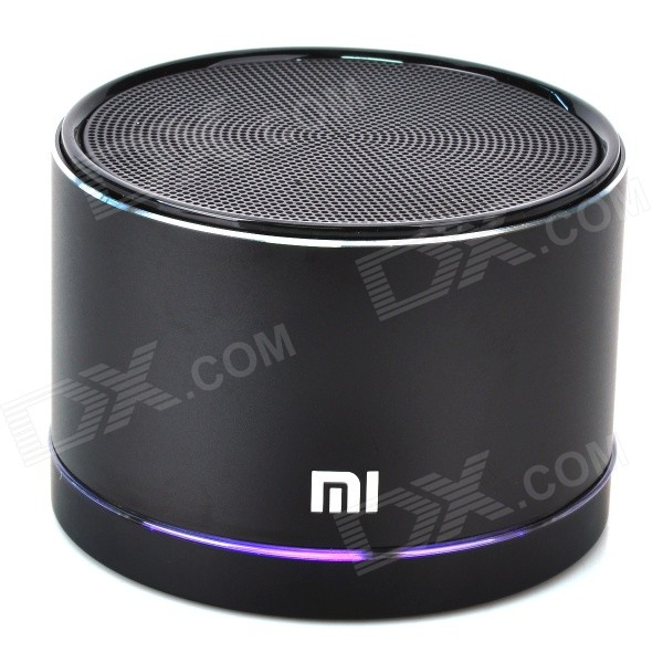 XIAOMI Portable USB Rechargeable Bluetooth V4.0 Stereo Speaker - Black