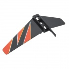 WLtoys V911-03 R/C Helicopter Balance Stabilizer for V911, V911-1, V911-2 - Black + Orange