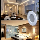 CXHEXIN 3'' 6W 720lm 24-LED Changeable Light Ceiling Lamp (85~265V)