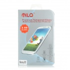 MILO Premium 9H Tempered Glass Screen Guard Protector for Sony E1 - Transparent