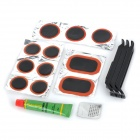 SAHOO 21338 Professional Bike Tire Repair Tool Kit - Black + Multicolored