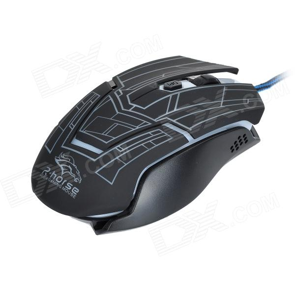 R Horse Gaming Mouse R.horse RH2800 3200dpi...