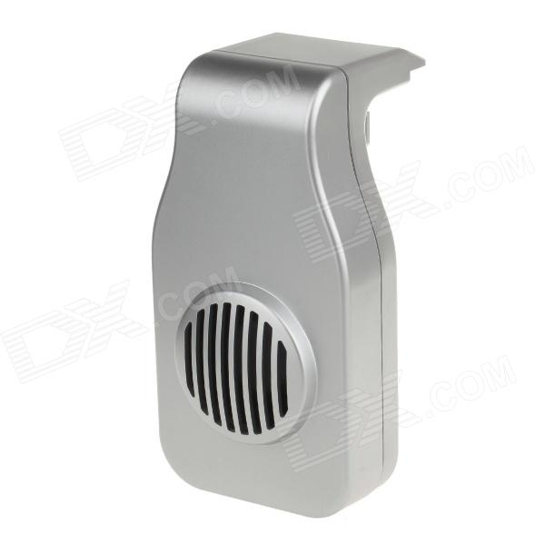 I-104 Hanging Type Cooling Fan for Plant /  Marine / Shrimp Tank - Silver cpu cooling conductonaut 1g second liquid metal grease gpu coling reduce the temperature by 20 degrees centigrade